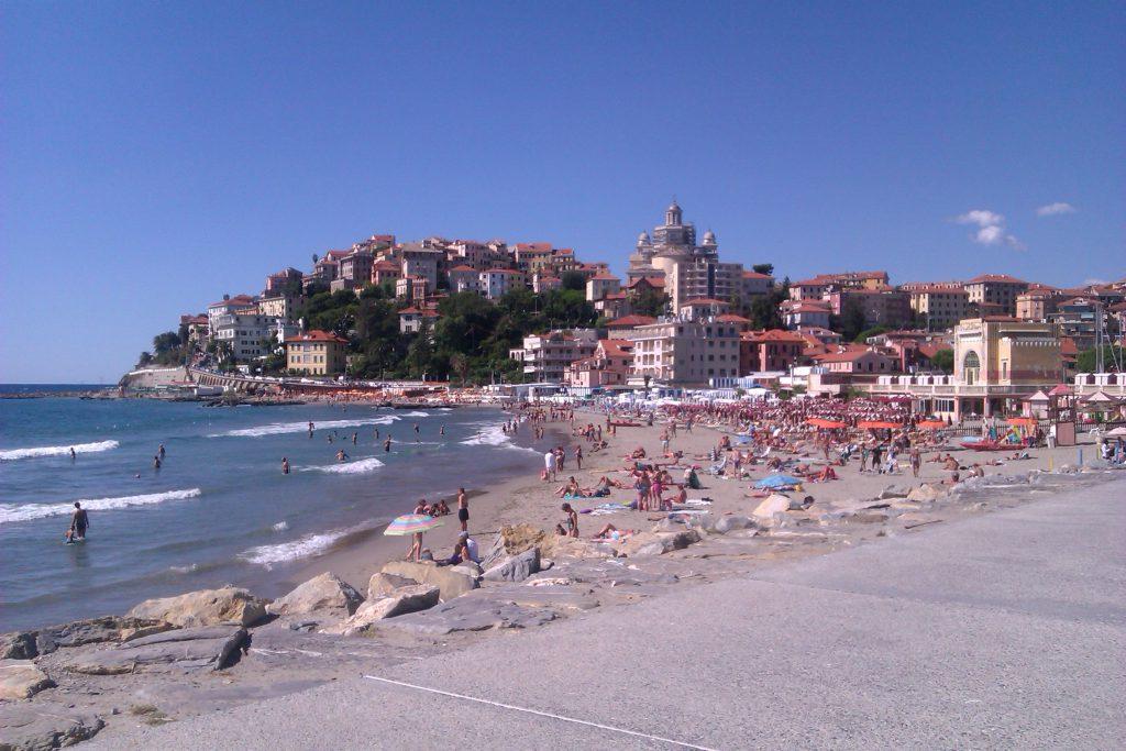 Sandstrand-Porto-Maurizio